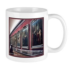Louvre -- Paris 1963 Mug