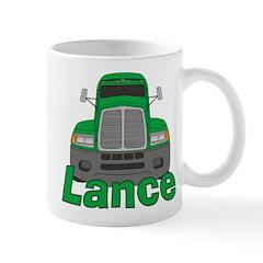 Trucker Lance Mug