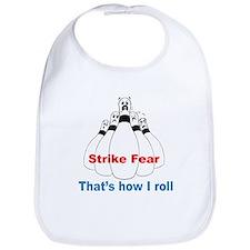 Strike Fear Bib
