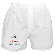 Strike Fear Boxer Shorts