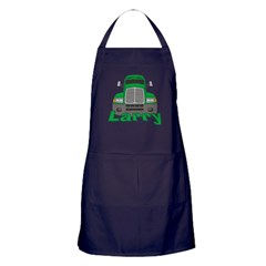 Trucker Larry Apron (dark)