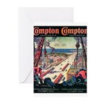 Compton Greeting Cards (Pk of 20)