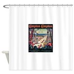 Compton Shower Curtain