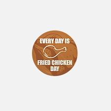 Fried Chicken Mini Button