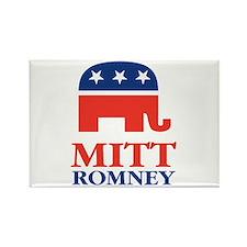 Mitt Romney Rectangle Magnet