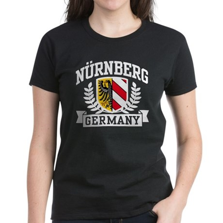 Nurnberg Germany Women's Dark T-Shirt