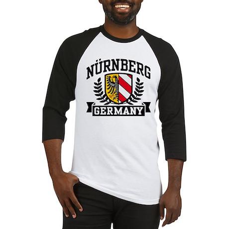 Nurnberg Germany Baseball Jersey