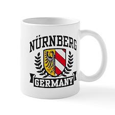 Nurnberg Germany Mug