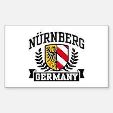 Nurnberg Germany Decal