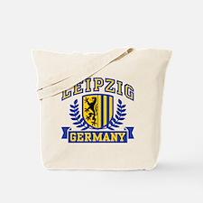 Leipzig Germany Tote Bag