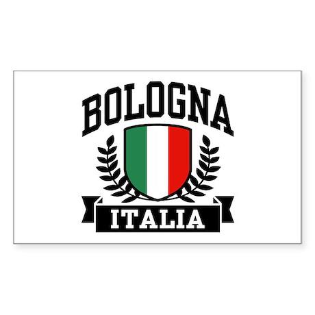 Bologna Italia Sticker (Rectangle)