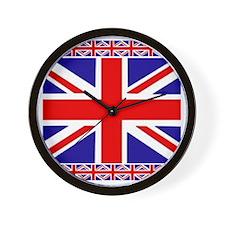 I Love GB Wall Clock