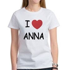 I heart anna Tee