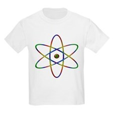 """Orbit, Poly"" Kids T-Shirt"