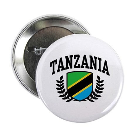 """Tanzania 2.25"""" Button"""
