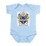 Van Kempen Coat of Arms Infant Creeper