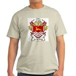 Van der Kemp Coat of Arms Ash Grey T-Shirt