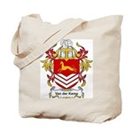 Van der Kemp Coat of Arms Tote Bag