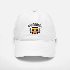 Uganda Baseball Baseball Cap