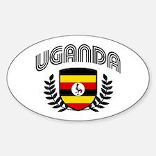 Uganda Decal