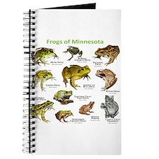 Frogs Species of Minnesota Journal