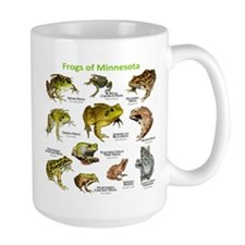 Frogs Species of Minnesota Mug