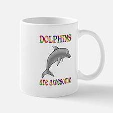 Awesome Dolphins Mug