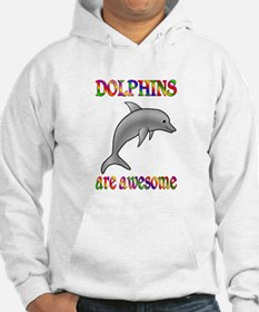 Awesome Dolphins Hoodie