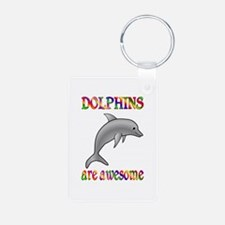 Awesome Dolphins Keychains