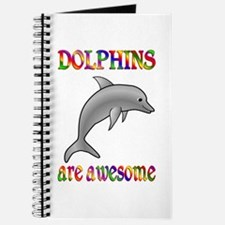 Awesome Dolphins Journal