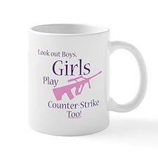 Girls Play CS Mug