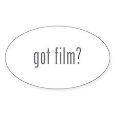 Got film? Bumper Stickers