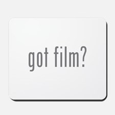 Got film? Mousepad