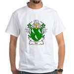Keer Coat of Arms White T-Shirt