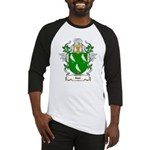 Keer Coat of Arms Baseball Jersey