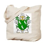 Keer Coat of Arms Tote Bag