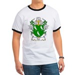 Keer Coat of Arms Ringer T