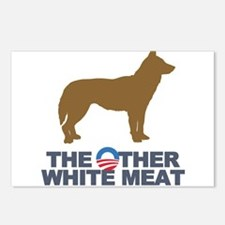 Dog, The Other White Meat Postcards (Package of 8)