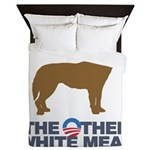 Dog, The Other White Meat Queen Duvet