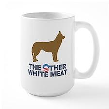 Dog, The Other White Meat Mug