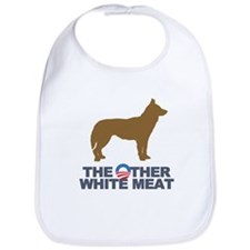 Dog, The Other White Meat Bib