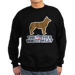 Dog, The Other White Meat Sweatshirt (dark)