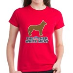 Dog, The Other White Meat Women's Dark T-Shirt