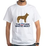 Dog, The Other White Meat White T-Shirt