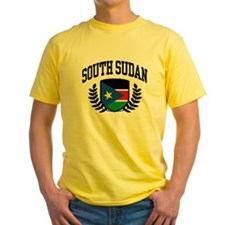 South Sudan T