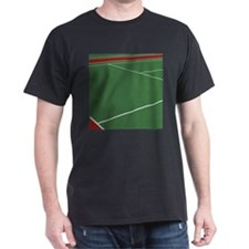 Tennis Court T-Shirt