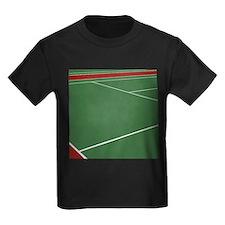 Tennis Court T