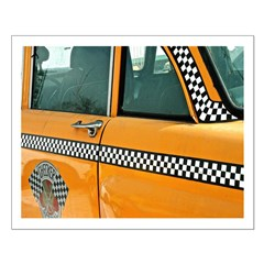 Checker Cab No. 3 Posters