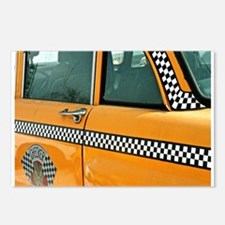 Checker Cab No. 3 Postcards (Package of 8)
