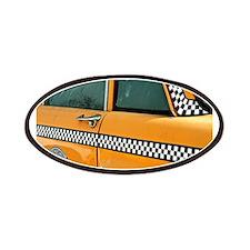 Checker Cab No. 3 Patches